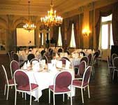 Monthly lunch debates about the urban environment at Cercle Royal Gaulois